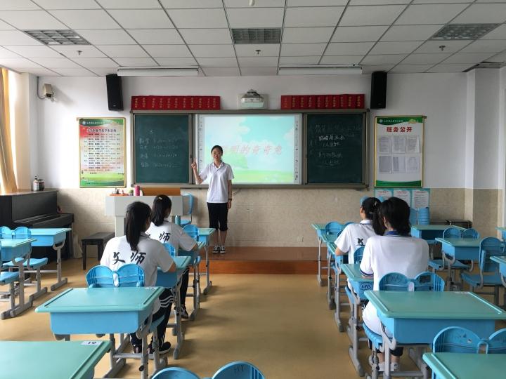 学前教育专业师生进行暑期集训.jpg